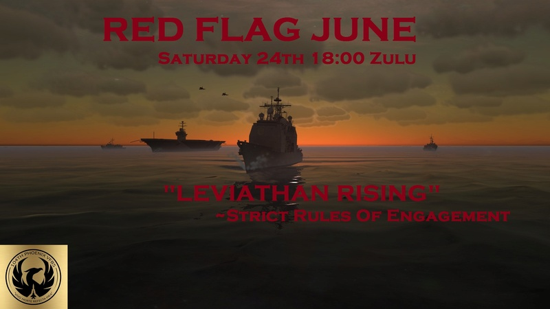 Este sabado RED FLAG JUNIO del 2017 Redfla10