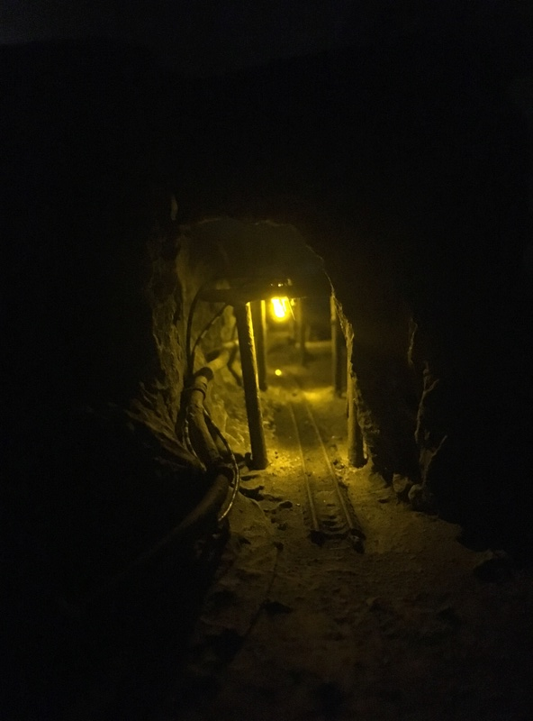 Bergwerkstollen - erster Versuch Img_4245