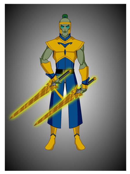 Universo ALIEN X Guerre12