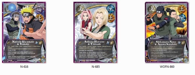 All Legal and Reprinted Cards/Sets in Block 2211