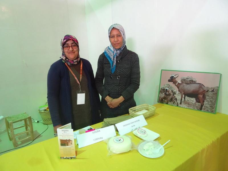 [Le Coin Cuisine] Ouarzazate - Fromage de chèvre 0610