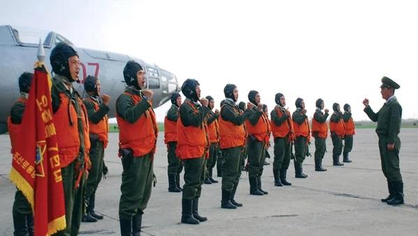 Estados Unidos despliega un grupo de barcos de guerra hacia la península de Corea Zzzzz110