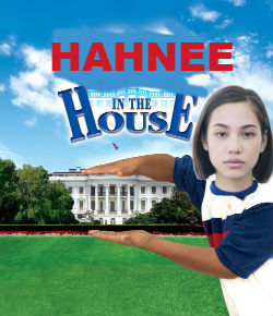 HAHNEE'S IN THE HOUSE, BIOTCH Hahnee10