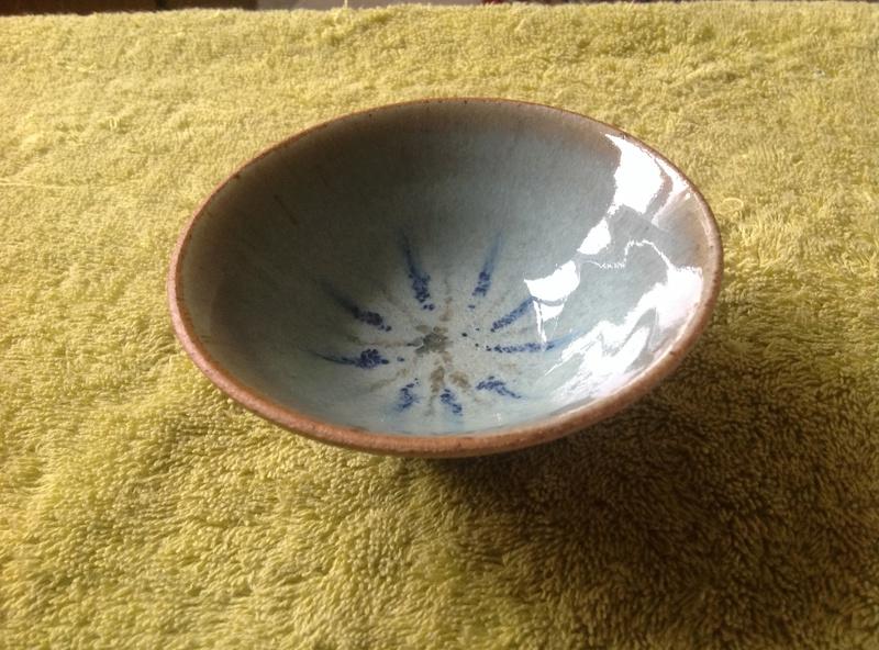 Small Studio Pottery Bowl - Gosforth Pottery, Dick & Barbara Wright Img_0610