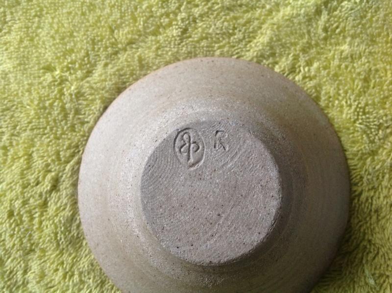 Small Studio Pottery Bowl - Gosforth Pottery, Dick & Barbara Wright Img_0611