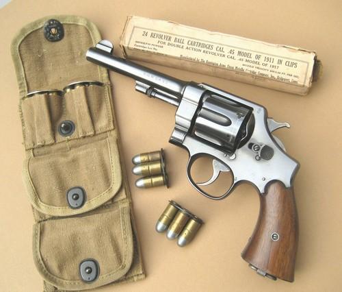 Ceinturon US pour S&W ou Colt 1917  ?? Sans_t11