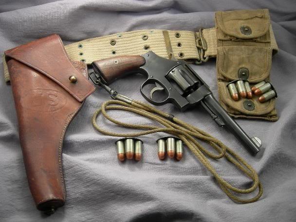 Ceinturon US pour S&W ou Colt 1917  ?? Sw191710