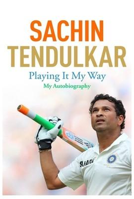 Playing it my way - Sachin autobiography - Ruczaj Sach11