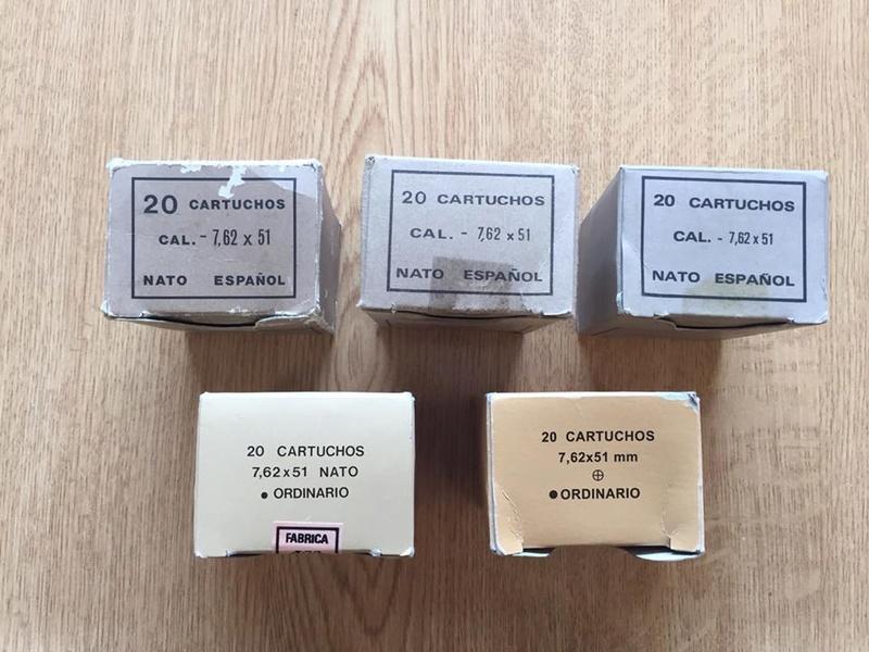 cajas estándar 7,62x51   00211