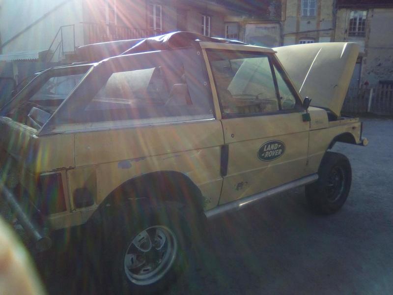 Range rover classic bobtail  Receiv11