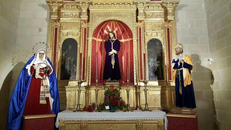 Vida de la Hermandad-SSVI Altar10