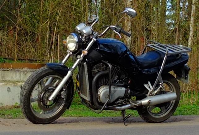 Мой первый мотоцикл Сузуки VX800 - Страница 2 Egoist10