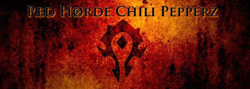 Red Hørde Chili Pepperz