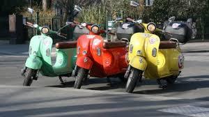 Scooter électrique en libre service à Paris : test et avis - Mober / Cityscoot Mober10