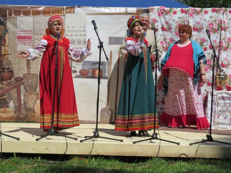 Обряды русской старины 1110