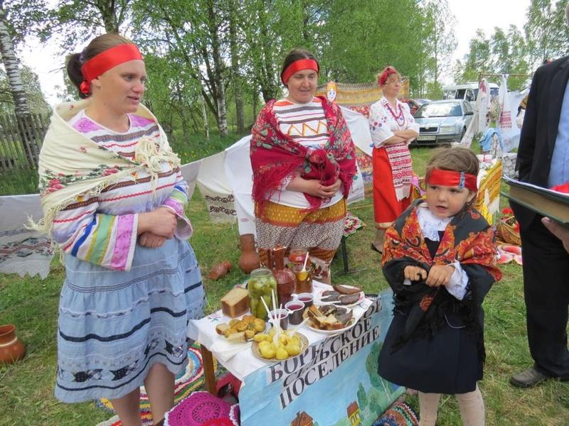 Обряды русской старины 1510