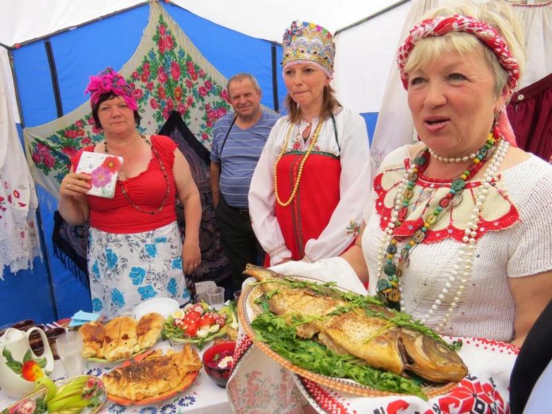 Обряды русской старины 1610