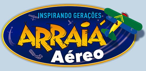Arraiá Aéreo 2017 - Inspirando Gerações Logo-a11