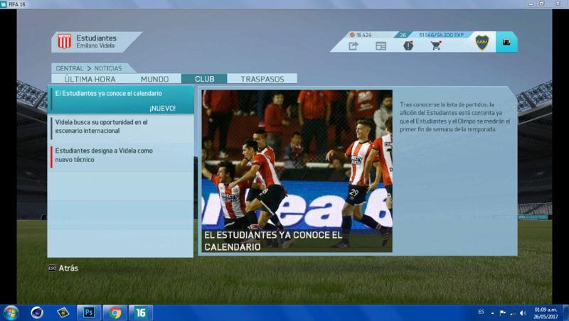 Imágenes de prensa/noticias (Primera división de ARGENTINA) 1010
