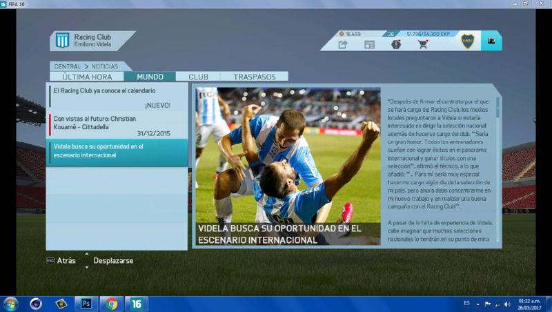 Imágenes de prensa/noticias (Primera división de ARGENTINA) 2010