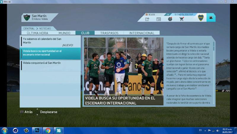 Imágenes de prensa/noticias (Primera división de ARGENTINA) 2410