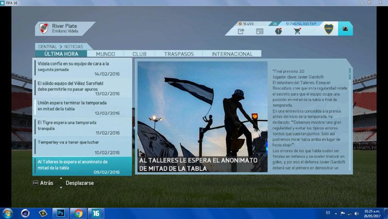 Imágenes de prensa/noticias (Primera división de ARGENTINA) 2610