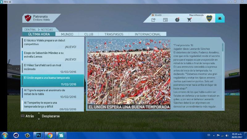 Imágenes de prensa/noticias (Primera división de ARGENTINA) 2910