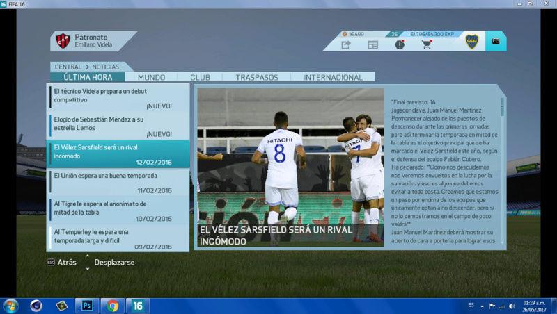 Imágenes de prensa/noticias (Primera división de ARGENTINA) 3010