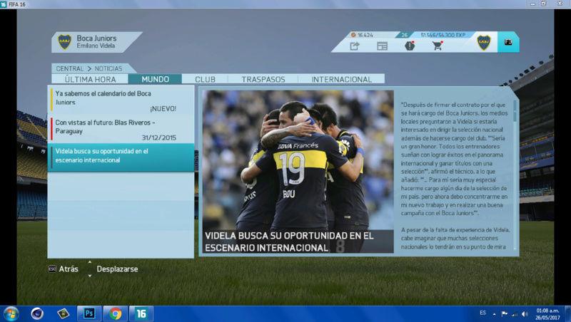 Imágenes de prensa/noticias (Primera división de ARGENTINA) 710