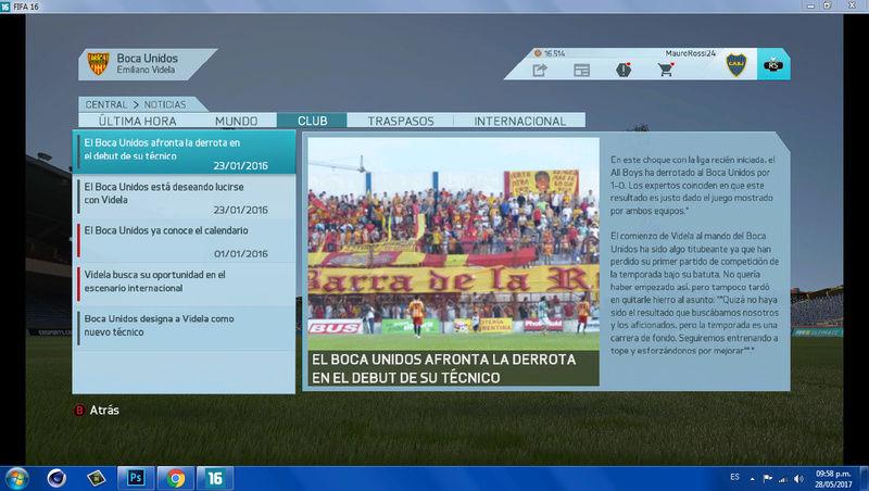 Imágenes de prensa/noticias (B Nacional de ARGENTINA)  Boca_u10
