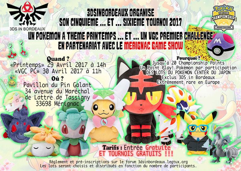 """[Bordeaux] Tournoi """"Printemps"""" (29/04/2017) Mérignac Game Show Flyers11"""