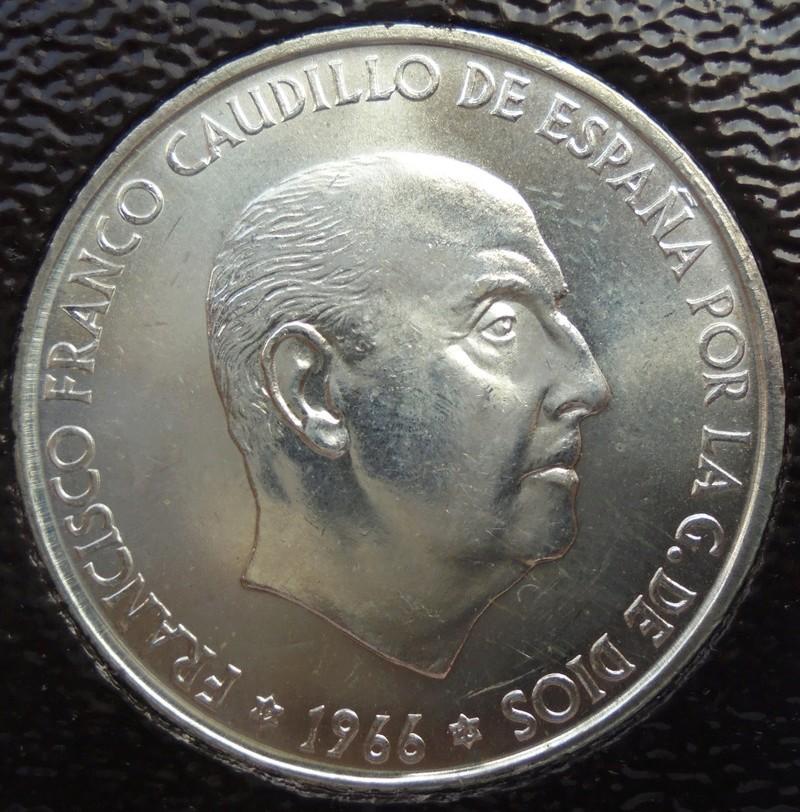100 pesetas 1966 (*19-70). Estado Español. DEDIT ANMEM Dsc03711