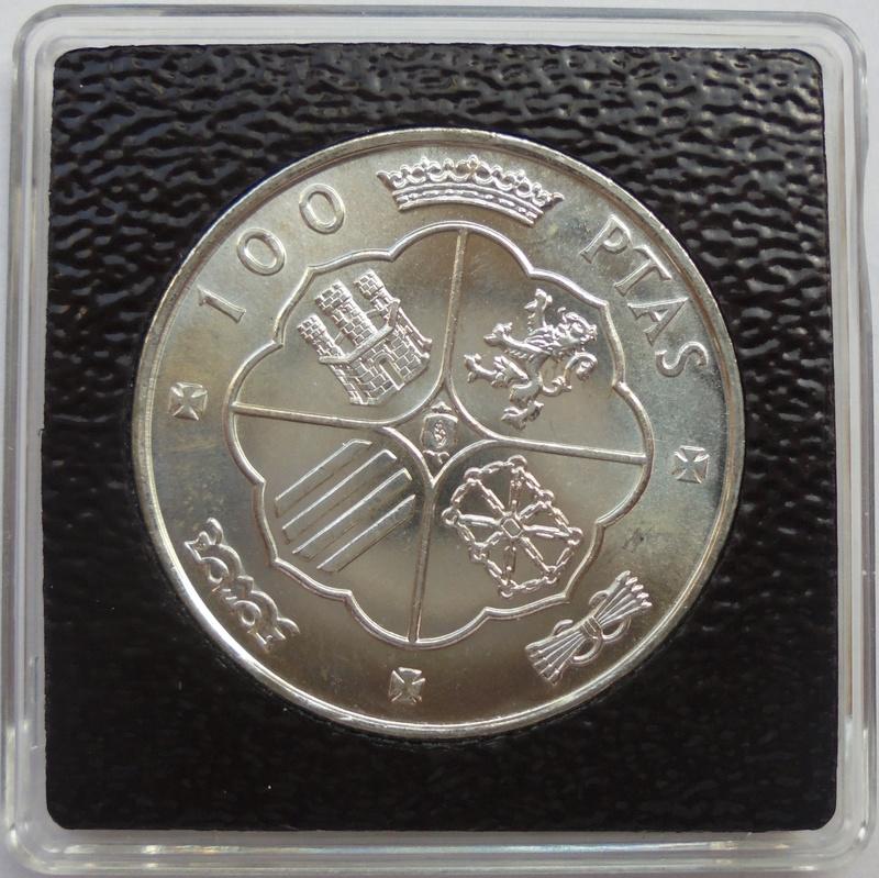 100 pesetas 1966 (*19-70). Estado Español. DEDIT ANMEM Dsc03712