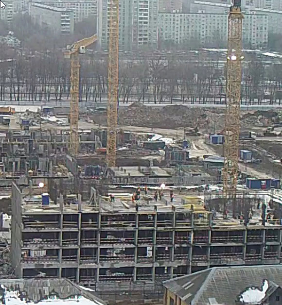 Разработка котлована под  корпус 4Б началась - Страница 2 2_ei10