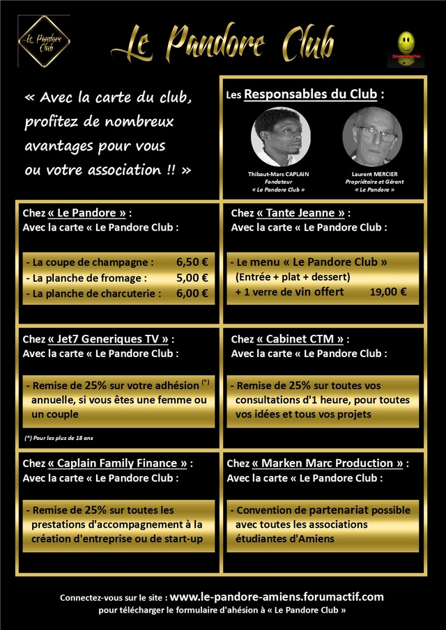 @LePandoreAmiens #LePandoreAmiens : LE PANDORE CLUB (#LePandoreClub) Le_pan83