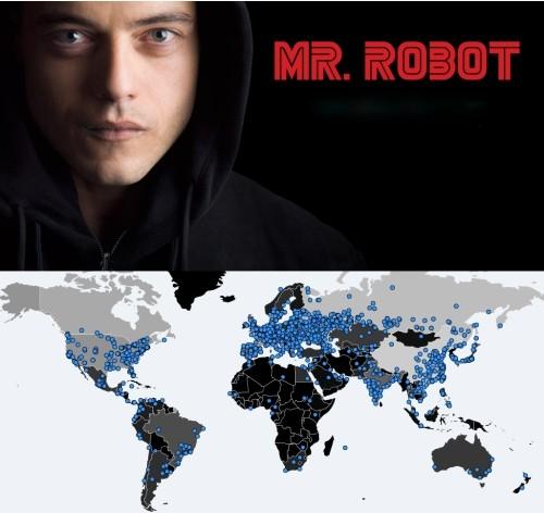 """WannaCry: И что дальше? Смотрите сериал """"Мистер Робот"""". Там расписан весь сценарий.  1710"""