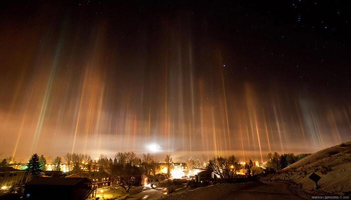NASA открыло доказательство порталов и отправило четыре космических аппарата для их испытания. Light-11