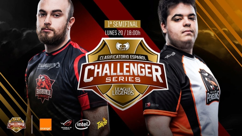 League of Legends - 1ª Semifinal de la Chanllenger Series Semifi10