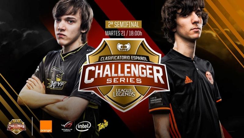 League of Legends - 2ª Semifinal de la Chanllenger Series Thumb_10