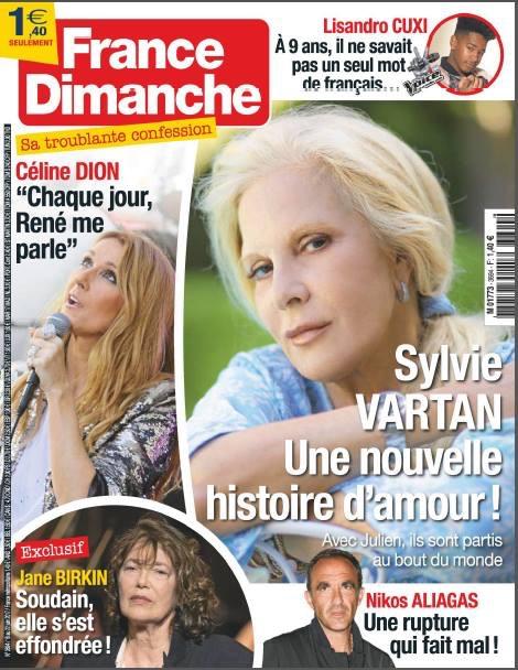PRESSE - France Dimanche (couverture) Img_6910