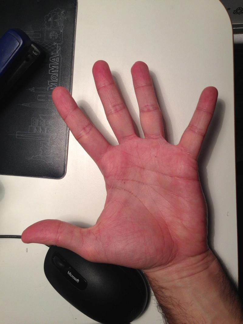 Career Crossroad - Read my hands C15
