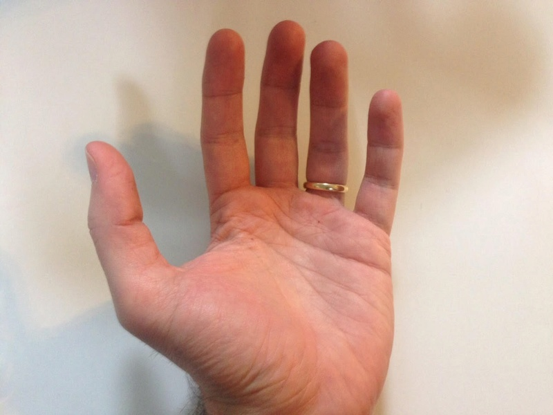 Career Crossroad - Read my hands L_hand13