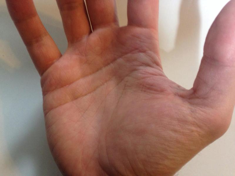 Career Crossroad - Read my hands R_hand15