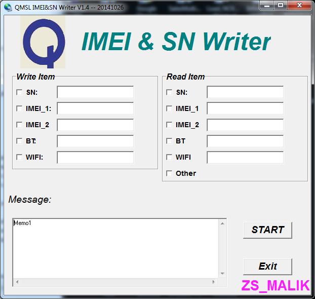 Guía de reparación de IMEI Micromax Qualcomm Servitecno Screen10