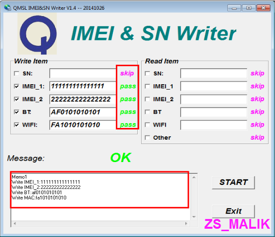 Guía de reparación de IMEI Micromax Qualcomm Servitecno Screen12