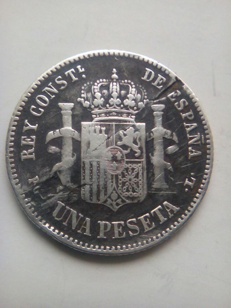 1 peseta 1893. Alfonso XIII Img-2027