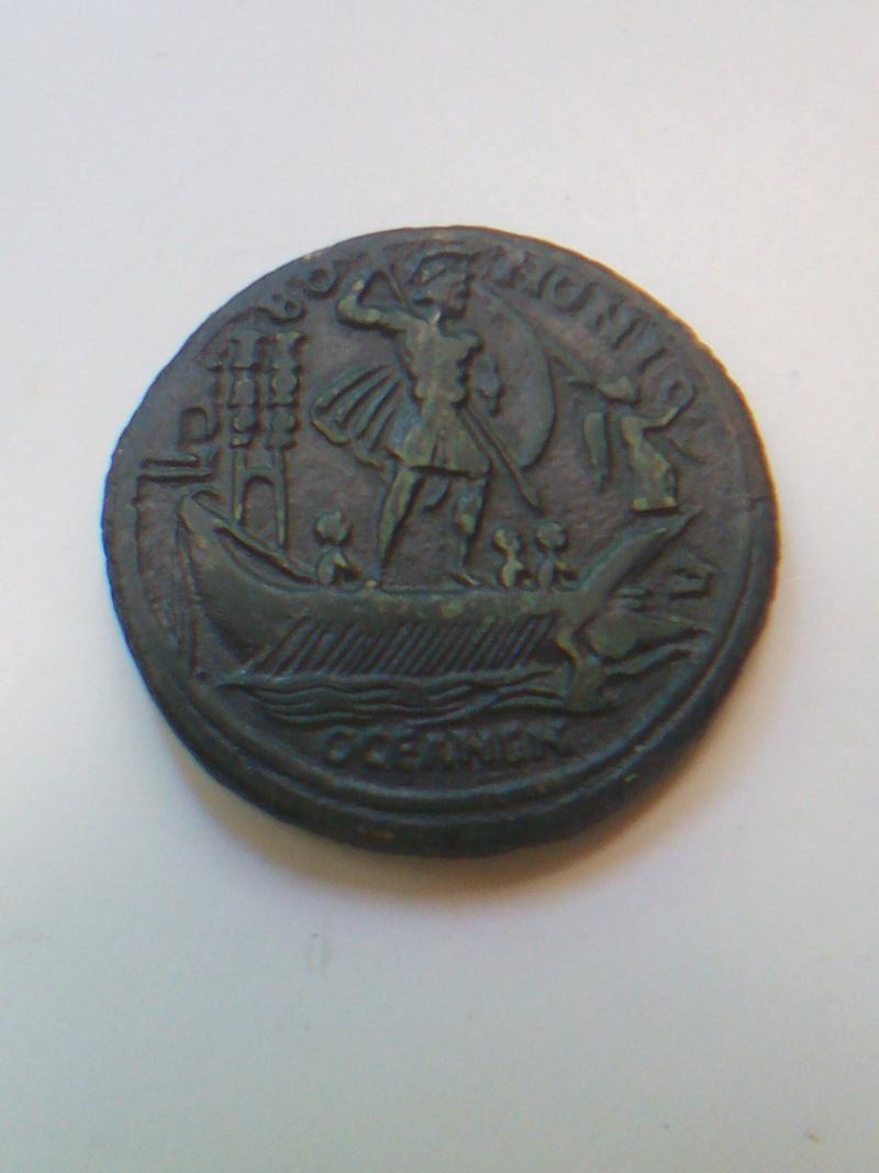 Medallón paduano de Gordiano III. Img_2023
