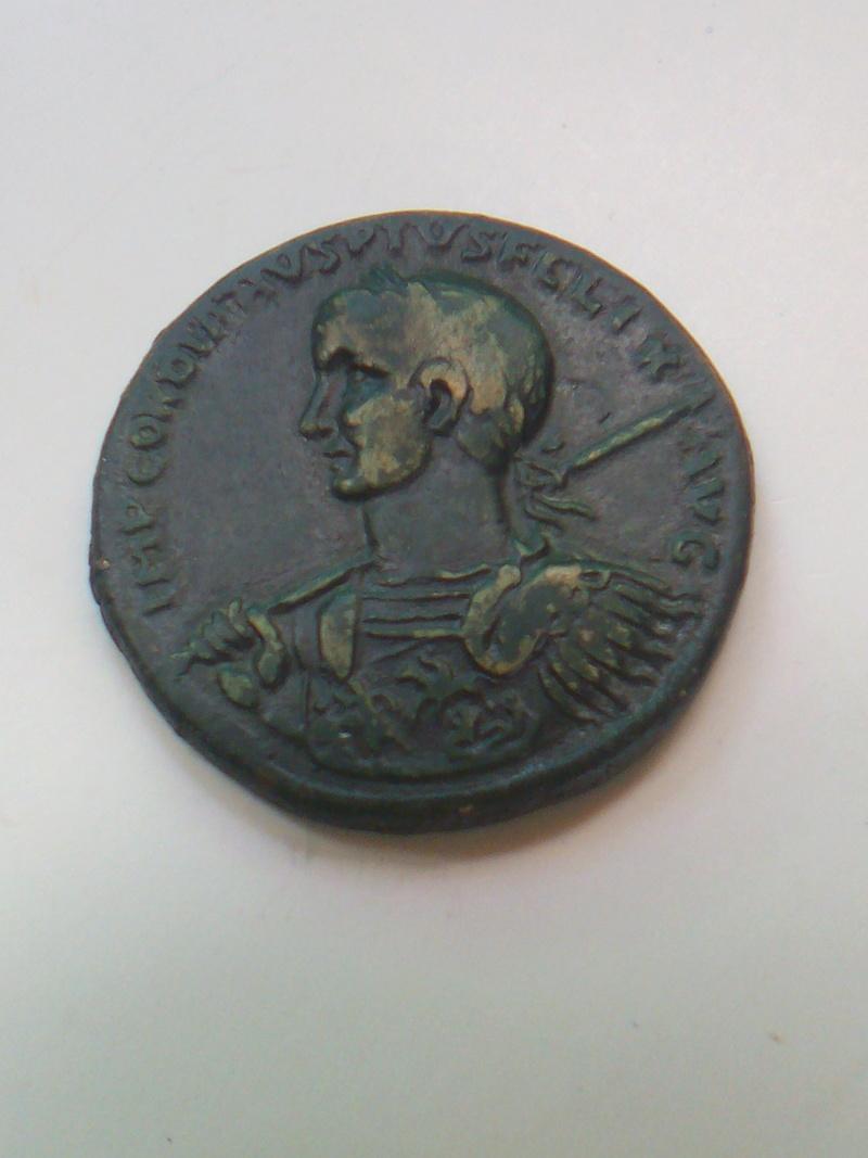 Medallón paduano de Gordiano III. Img_2024