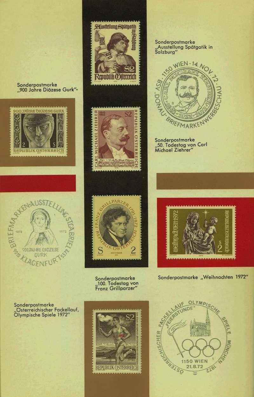 """""""Jahreszusammenstellung"""" 1971 - 1983 1972_s14"""