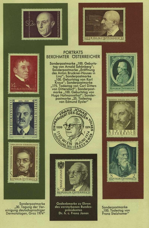 """""""Jahreszusammenstellung"""" 1971 - 1983 1974_s13"""